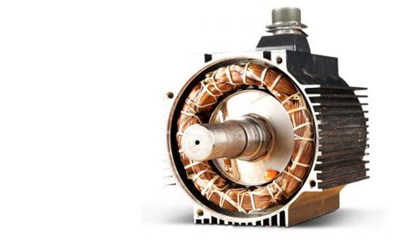 riparazione motore a corrente alternata