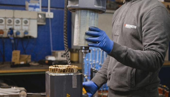 Manutenzione o riparazione